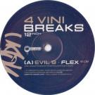 Evil Nine / Funk Monster - 4 Vini - Breaks 12 Inch - Botchit & Scarper - bos 2035