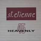 Saint Etienne - Only Love Can Break Your Heart / Filthy - Heavenly - HVN 1212, Heavenly - HVN1212