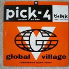 Pick-4 Featuring MC Duke - Think (Just A Little Bit) - Global Village - NORDJ 3