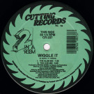 2 In A Room - Wiggle It - Cutting Records - CR-237