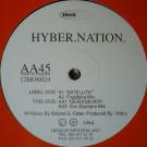 Hyber Nation - Satellite / Quicksilver - Heidi Of Switzerland - 12HOS024