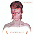 David Bowie - Aladdin Sane - RCA Victor - RS 1001, RCA Victor - LSP 4852