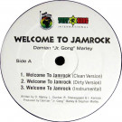 Damian Marley - Welcome To Jamrock / Lyrical .44 (Dancehall Remix) - Tuff Gong - none, Ghetto Youths United - none