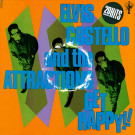 Elvis Costello & The Attractions - Get Happy!! - F-Beat - XXLP1, F-Beat - XX LP 1