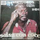 Los Virtuosos de Cuco Valoy - Salsa Con Coco - Son-Art - DS-737