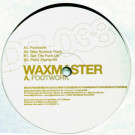 Wax Master Maurice - Footwork - Databass Records - DB 038