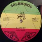 "Bunny Wailer - Electro Rap - Solomonic - 12"" 021"