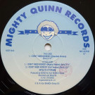 Nitelite Cityrama - I Don't Need Nobody - Mighty Quinn Records - MQR 0040