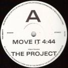The Project - Move It - R & S Records - R&S 880015