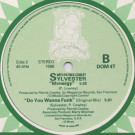 Sylvester With Patrick Cowley - Do You Wanna Funk - Domino Records UK - DOM 4T