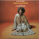 Alice Coltrane Featuring Pharoah Sanders - Journey In Satchidananda - Impulse! - IMP-228, Impulse! - AS 9203
