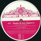 Studio R Feat. Capitol A - A+R - Compost Records - Compost 241-1, Compost Black Label - #17