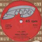 Errol Dunkley - O.K. Fred - Scope - SC 6 T