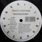 React 2 Rhythm - Intoxication - Guerilla - GRRR 14