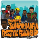 Daddy-O Presents Junior M.A.F.I.A. And Freestyle Fellowship - Unreleased EP - Chopped Herring Records - CHD4DDYO01