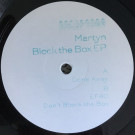 Martyn - Block The Box EP - Dolly Dubs - DOLLYDUBS 5