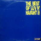Various - The Best Of Luv N' Haight Volume One - Luv N' Haight - LHLP011