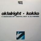 Digital Boy - OK!Alright - Kokko (Remixes) - Flying Records - FLY 067