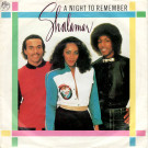 Shalamar - A Night To Remember - Solar - K13162, Solar - K 13162, Solar - EF-90416