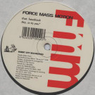 Force Mass Motion - Headrock / In To You - Rabbit City Records - CUT 040