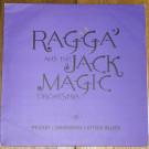 Ragga And The Jack Magic Orchestra - Ragga And The Jack Magic Orchestra Vs Peshay/Underdog/Attica Blues - EMI - 12EMDJX 456