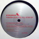 Various - Finnish Electro All-Star EP - Dum Records - DUM 037