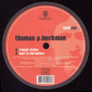 Thomas P. Heckmann - Violent Stains / Fear To The Hollow - Rasputin Records - RASP003