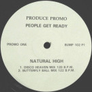 People Get Ready - Natural High - Produce Records - BUMP 102 P1, Produce Records - BUMP 102 P2