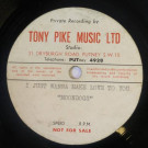 The Moondogs - Long Tall Sally / I Just Wanna Make Love To You - Tony Pike Music Ltd - none