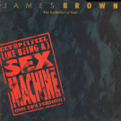 James Brown - Get Up (I Feel Like Being A) Sex Machine (1991 EQ'd Version) - Polydor - PZ 185, Polydor - 865 061-1