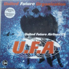 United Future Organization - United Future Airlines EP - Talkin' Loud - TLKX 54, Talkin' Loud - 856 653-1