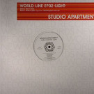 Studio Apartment - World Line EP02 - Light - New World Records - NWR-3104