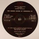Marcello Napoletano Presents Anthony Parasaula - The Damned Sounds Of Parasaula EP - Moto Music - MOTO 011