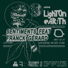 Sentiments , Franck Gérard - December 15 - Light On Earth - LightOn001