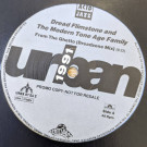 Dread Flimstone And The Modern Tone Age Family - From The Ghetto - Urban - URBXDJ 87-2
