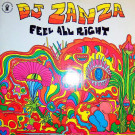 DJ Zanza - Feel All Right - Fighting Record - FRX 101
