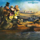 Graeme Miller & Steve Shill - The Moomins - Finders Keepers Records - FKR090LP