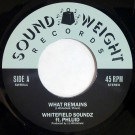 Whitefield Brothers - What Remains / Safari Strut (Fuzzed) - Soundweight Records - SWR011