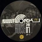 Various - Footwork House Jam #1 - In-Beat-Ween Music - NBTWN008