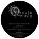 Miles Atmospheric - The Quadra EP - Ornate Music - ORN028