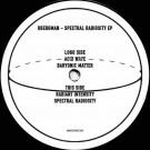 Obergman - Spectral Radiosity EP - Shakesphere - SHAKE 001
