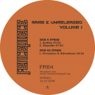 Stasis - Rare And Unreleased Vol 1 [PRE-ORDER] - Fencepiece - FP004
