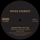 Peven Everett - Feelin Who You Are - Groovin Recordings - GR 1268