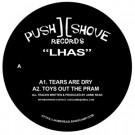 LHAS - EP - Push II Shove - P2S5