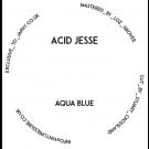 Acid Jesse - Aqua Blue - Lathe Cuts
