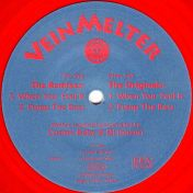 Vein Melter - When You Feel It / Pump The Bass - Space Teddy - ST 004