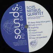 Nimbus Quartet - Fo' On Da Flo' - Sounds. - SO15