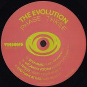 Various - The Evolution Phase Three - Visions Inc - VISIO 040