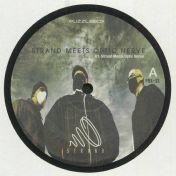 Strand Meets Optic Nerve - Strand Meets Optic Nerve - Puzzlebox Records - PBX-33