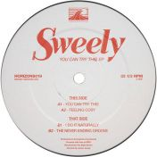 Sweely - You Can Try This EP - Distant Horizons - HORIZONS019RP